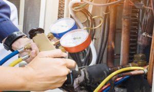 每年大洗冷氣系統,以高壓噴射式藥水清洗 每月/季定期清洗隔塵網,定期檢查機件。
